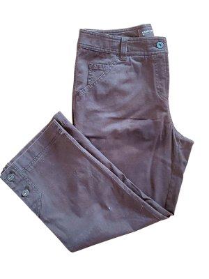 Gerry Weber 7/8 Length Trousers dark brown