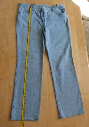 Gerry Weber Jeans a gamba dritta multicolore