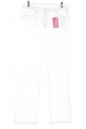 """Gerry Weber Five-Pocket Trousers """"Romy R"""" natural white"""