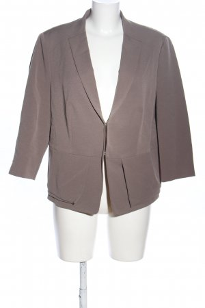 Gerry Weber Frac gris claro estilo «business»