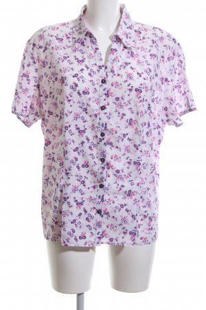 Gerry Weber Hemd-Bluse Allover-Druck Casual-Look