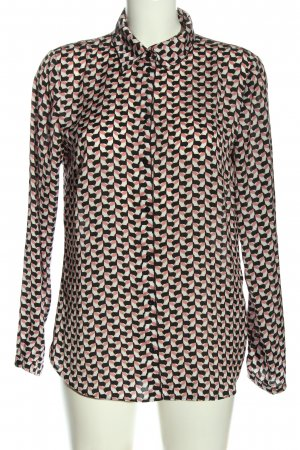 Gerry Weber Hemd-Bluse abstraktes Muster Casual-Look