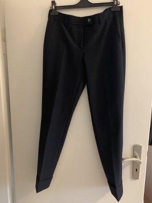 Gerry Weber Pantalón de pinza azul oscuro