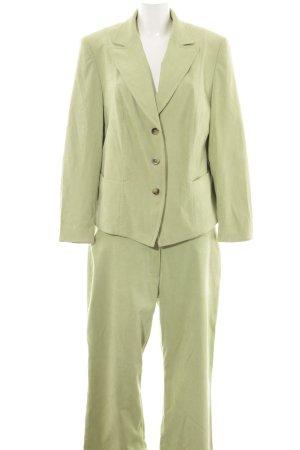 Gerry Weber Traje de pantalón verde estilo «business»