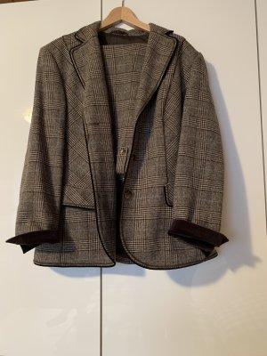 Gerry Weber Trouser Suit black brown-dark grey