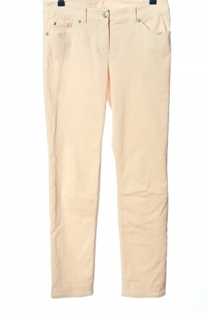 Gerry Weber Slim Jeans creme Casual-Look