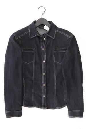 Gerry Weber Denim Jacket blue-neon blue-dark blue-azure cotton