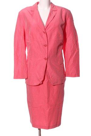 Gerry Weber Ensemble en jersey rose motif de tache style décontracté