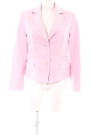 Gerry Weber Kurz-Blazer pink schlichter Stil