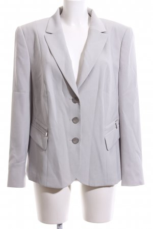 Gerry Weber Kurz-Blazer hellgrau Business-Look