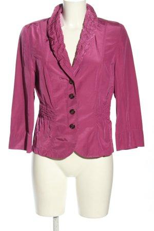 Gerry Weber Kurz-Blazer pink Casual-Look