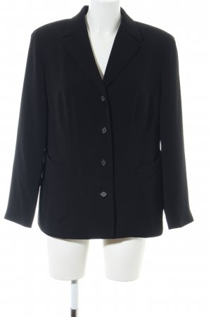 Gerry Weber Kurz-Blazer schwarz Business-Look