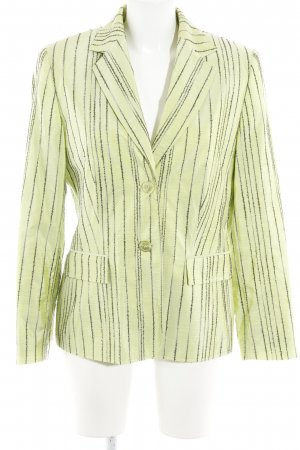 Gerry Weber Kurz-Blazer Streifenmuster Business-Look