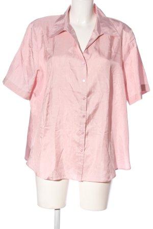 Gerry Weber Camisa de manga corta rosa estilo «business»