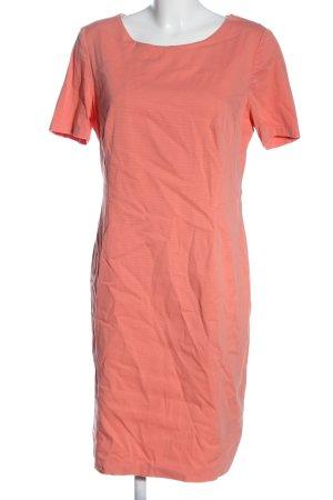 Gerry Weber Kurzarmkleid pink Business-Look