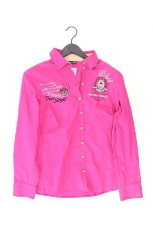 Gerry Weber Camicetta a maniche lunghe rosa chiaro-rosa-rosa-fucsia neon Cotone