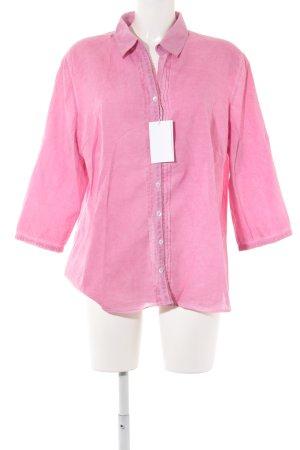Gerry Weber Langarmhemd magenta Street-Fashion-Look
