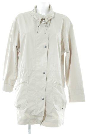 Gerry Weber Lange Jacke beige Casual-Look
