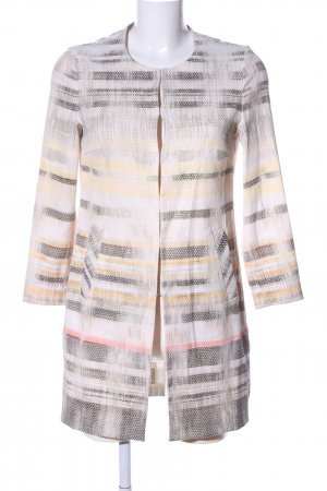 Gerry Weber Long Jacket striped pattern casual look