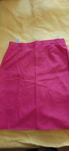 Gerry Weber Falda de lino rosa