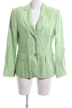 Gerry Weber Long-Blazer grün Business-Look