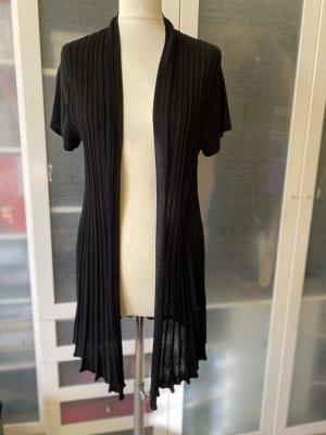 Gerry Weber Short Sleeve Knitted Jacket black wool