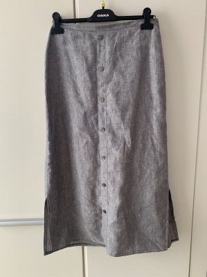 Gerry Weber Maxi Skirt light grey-grey
