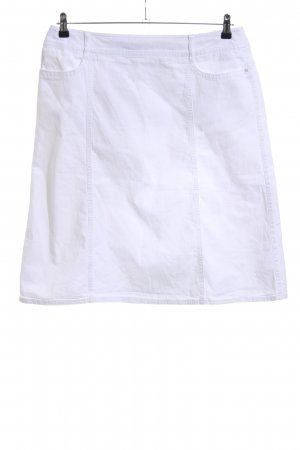 Gerry Weber Flared Skirt white casual look