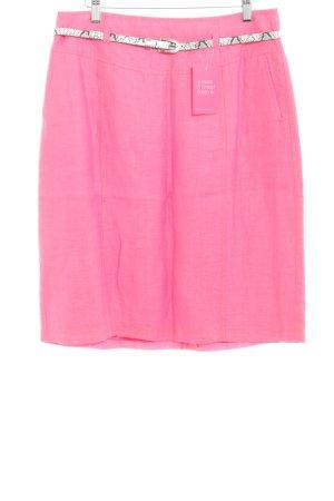 Gerry Weber Midirock pink Party-Look