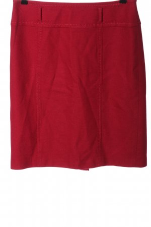 Gerry Weber Mini rok rood casual uitstraling