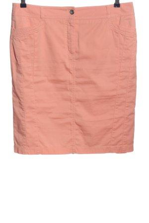 Gerry Weber Mini rok roze casual uitstraling