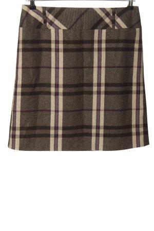 Gerry Weber Mini rok geruite print casual uitstraling