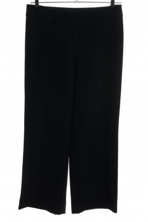 Gerry Weber Pallazzohose schwarz Business-Look