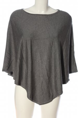 Gerry Weber Poncho light grey casual look