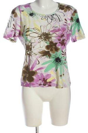 Gerry Weber Print-Shirt Allover-Druck Casual-Look