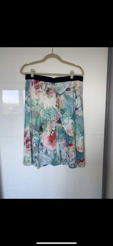 Gerry Weber Plaid Skirt multicolored