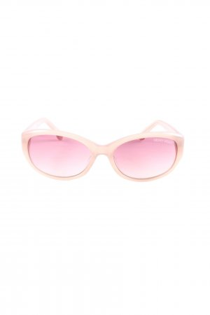 Gerry Weber runde Sonnenbrille pink Casual-Look