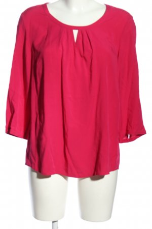 Gerry Weber Schlupf-Bluse pink Casual-Look