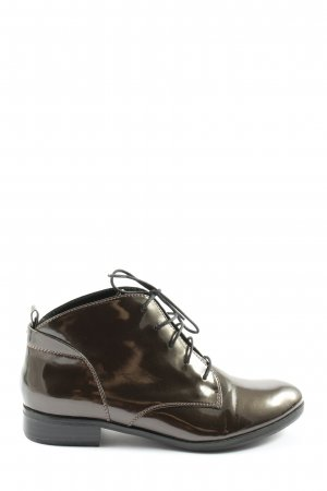 Gerry Weber Lace-up Booties brown business style