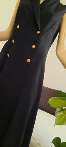 Gerry Weber Midi Dress black-gold-colored