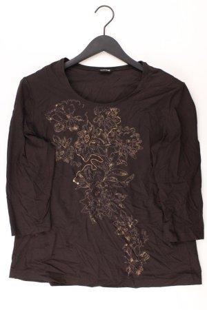 Gerry Weber Shirt braun Größe 44