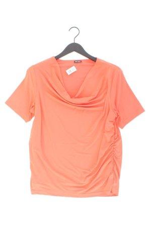 Gerry Weber Shirt Größe 44 orange aus Polyester