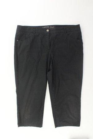 Gerry Weber Shorts Größe 48 schwarz aus Polyester