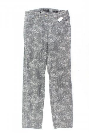 Gerry Weber Skinny Jeans Größe 38 grau aus Baumwolle