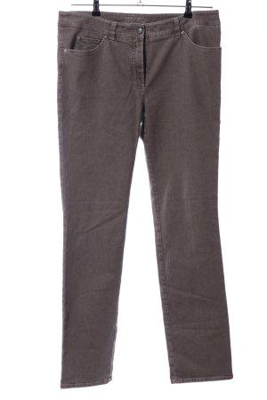 Gerry Weber Slim Jeans hellgrau Casual-Look