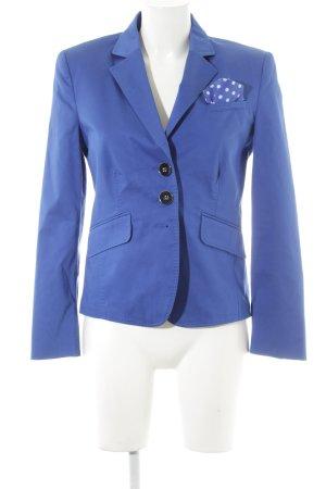 Gerry Weber Smoking-Blazer blau Business-Look