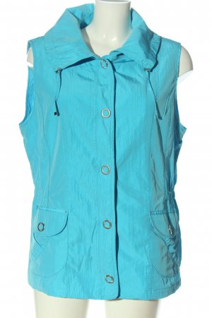 Gerry Weber Smanicato sport blu stile casual