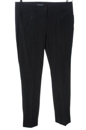 Gerry Weber Jersey Pants black casual look