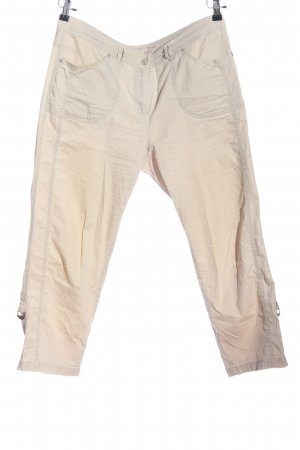 Gerry Weber Stoffhose creme Casual-Look