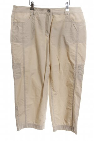 Gerry Weber Jersey Pants natural white casual look